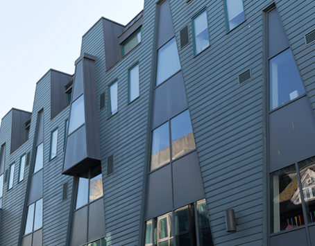 Architectural Metal Cladding